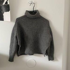 Isabel Marant Etoile Laney ribbed wool sweater